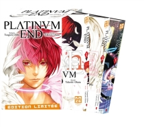 Platinum end : pack tome 1 à 3 - Takeshi Obata