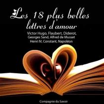 Les 18 plus belles lettres d'amour -