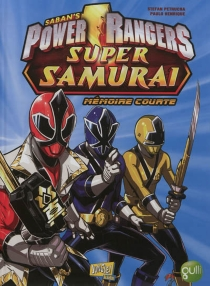 Saban's Power Rangers : super samurai - Paulo Henrique