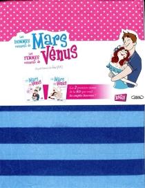 Les hommes viennent de Mars, les femmes viennent de Vénus : coffret BD - PaulDewandre