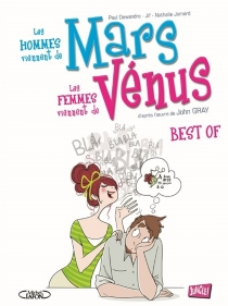 Les hommes viennent de Mars, les femmes viennent de Vénus - PaulDewandre