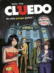 Cluedo : une BD dont vous êtes le héros ! - ElisabethBarféty