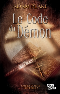 Le code du démon - AdamBlake