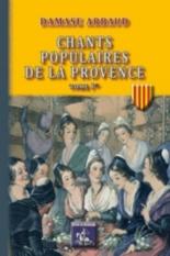 Chants populaires de la Provence -