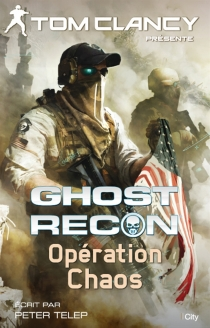 Ghost recon - Peter Telep