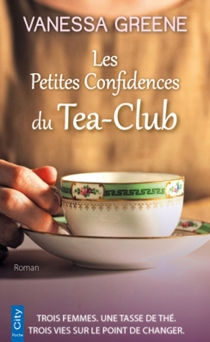 Les petites confidences du Tea-Club - VanessaGreene
