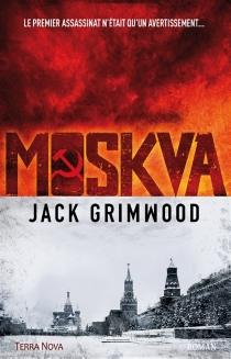Moskva - Jon CourtenayGrimwood
