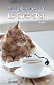Le café chat - MelissaDaley