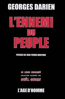 L'ennemi du peuple - GeorgesDarien