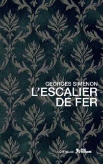 L'escalier de fer - GeorgesSimenon