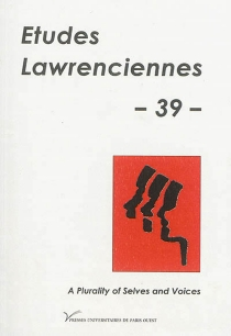 Etudes lawrenciennes, n° 39 -