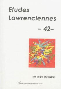 Etudes lawrenciennes, n° 42 -