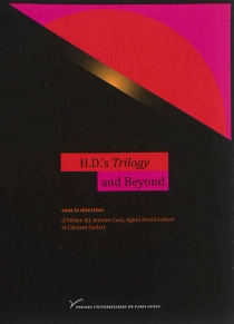 H.D.'s Trilogy and beyond -