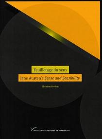 Feuilletage du sens : Jane Austen's Sense and sensibility - ChristineBerthin