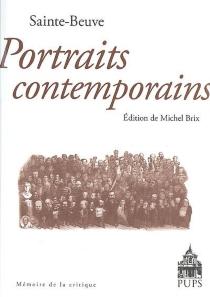 Portraits contemporains - Charles-AugustinSainte-Beuve