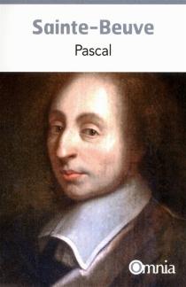 Pascal - Charles-AugustinSainte-Beuve