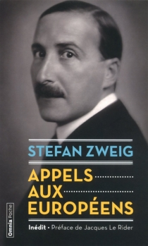 Appels aux Européens - StefanZweig
