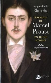 Portrait de Marcel Proust en jeune homme - Jacques-ÉmileBlanche