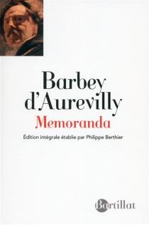 Memoranda - JulesBarbey d'Aurevilly