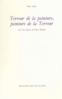 Terreur de la peinture, peinture de la Terreur : sur Les onze, de Pierre Michon - PaulAudi