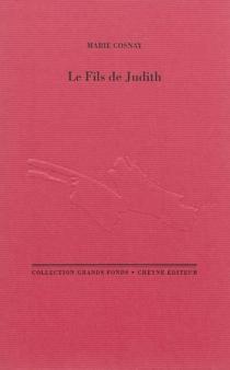 Le fils de Judith - MarieCosnay