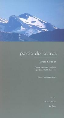 Partie de lettres - GreteKleppen