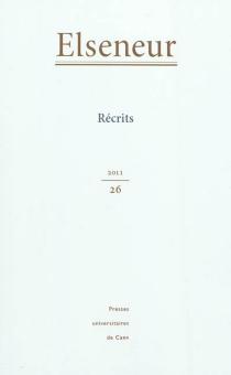 Elseneur, n° 26 -