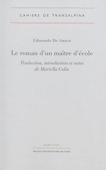 Le roman d'un maître d'école - EdmondoDe Amicis