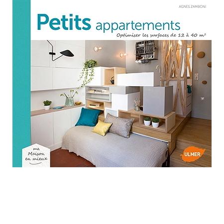 petits appartements optimiser les surfaces de 12 40 m2 construction et r novation espace. Black Bedroom Furniture Sets. Home Design Ideas
