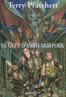 Le Guet d'Ankh-Morpork - TerryPratchett