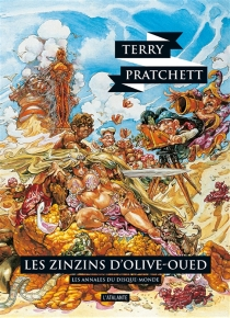 Les annales du Disque-monde - TerryPratchett