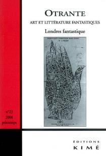 Otrante, n° 23 -