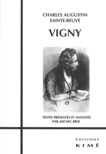 Vigny - Charles-AugustinSainte-Beuve