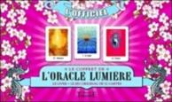 Le coffret de l'oracle lumière : le livre + le jeu original de 52 cartes : l'officiel