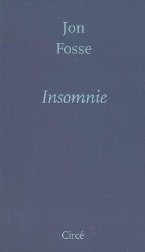Insomnie - JonFosse