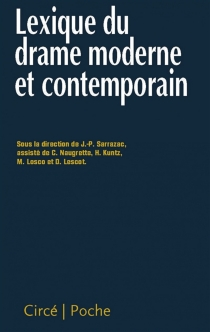 Lexique du drame moderne et contemporain -