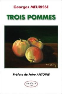 Trois pommes - GeorgesMeurisse