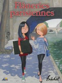Flâneries parisiennes - OlivierFréchet