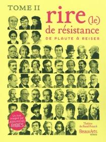 Le rire de résistance -