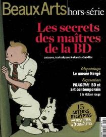 Les secrets des maîtres de la BD : astuces, techniques et dessins inédits -