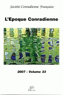 Époque conradienne (L'), n° 33 -