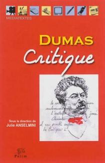 Dumas critique -