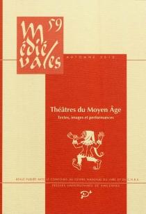 Médiévales, n° 59 - DominiqueIogna-Prat