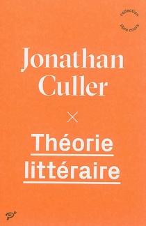 Théorie littéraire - JonathanCuller