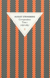 Correspondance - AugustStrindberg