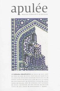 Apulée : revue de littérature et de réflexion, n° 1 -