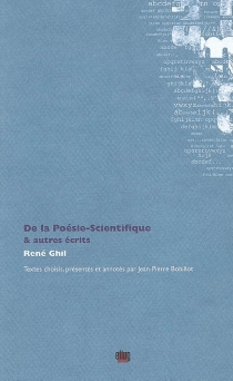 De la poésie-scientifique et autres récits - RenéGhil