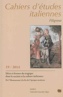 Cahiers d'études italiennes, n° 19 -