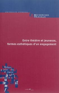 Recherches et travaux, n° 87 -