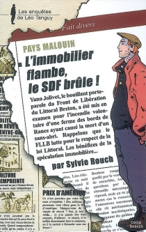 L'immobilier flambe, le SDF brûle ! - Sylvie Rouch